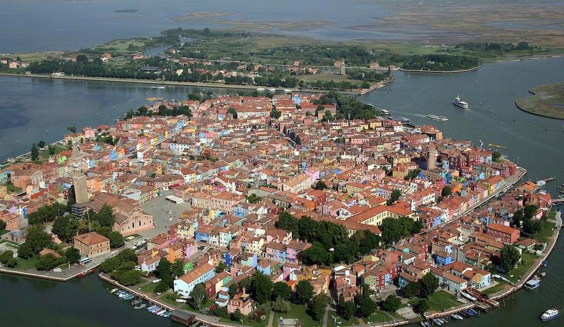 Residenza grandi vedute venice lagoon islands - Murano bilder ...