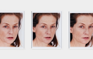Roni Horn, Untitled (Isabelle Huppert), 2004-2007